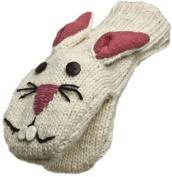 Nirvanna Designs MT Bunny B Bunny Mittens - Baby