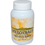 Mezotrace 0598318 Balanced-Formula Multivitamins - 90 Tablets