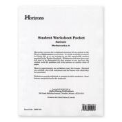 Alpha Omega Publications JMW055 Student worksheet packet