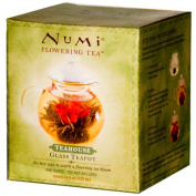 Numi Tea 26886 Teahouse Glass Teapot