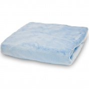 Rumble Tuff CV-CT-320-BL Compact Silky Minky Changing Pad Cover - Blue