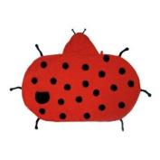 Kidorable Kidorable ladybug towel small Small Ladybug Towel with Hood and Pocket