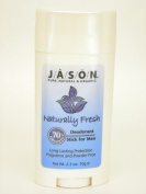 Jason Natural Products 84390 Men Natural Fresh Unscented Deodorant