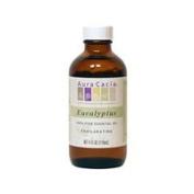 100% Pure Essential Oils, Eucalyptus, Exhilarating, 4 fl oz