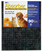 Web Products Inc Absorber High Efficiency Odour Control filter WABSORB
