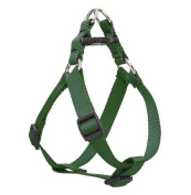 Lupine Step-In Harness for Small Dogs, 1.3cm / 25cm - 33cm , Green