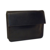 Emporium Leather RFID-170-BLK-5 ROYCE LEATHER RFID BLOCKING EXEC WALLET - Black