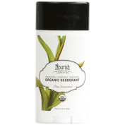 Nourish 1136084 Organic Deodorant - Pure Unscented - 2.2 oz