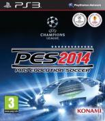 PES 2014 [Region 2] [Blu-ray]