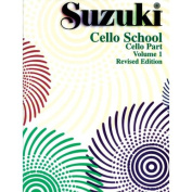 Alfred 00-0479S Suzuki Cello School Cello Part- Volume 1 - Music Book