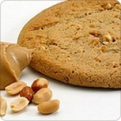 Lenny & Larry's The Complete Cookie, Peanut Butter, 120ml Cookies