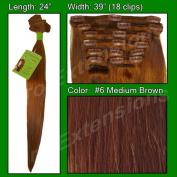 Brybelly Holdings PRST-24-6 No. 6 Medium Brown - 60cm