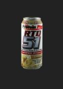 Met-Rx METDRT510012VANILQ RTD 51 Creamy Vanilla 12ct 440ml