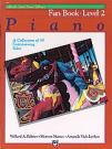 Alfred 00-2392 Basic Piano Course- Fun Book 2 - Music Book