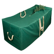 Richards Homewares 644581000 58 in. Holiday Artificial Tree Storage Bag on Wheels - Green