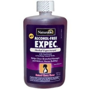 Naturade 0114132 ExpectorantAlcohol Free - 4.2 oz