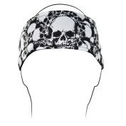 ZANheadgear All Over Skull Headband
