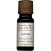 Aura Cacia 51741 Lemon Essential Oil- 5ml