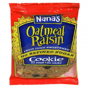 Nanas Cookies 31170 Cookie Oatmeal Raisin Cookie