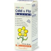Natra Bio 82262 Childrens Cold & Flu