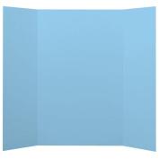 Flipside 30066 1 Ply Sky Blue Project Board - Case of 24