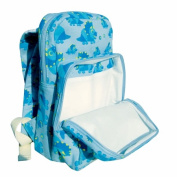 Ecogear BG-3769-DP Dually Dino Print - Backpack