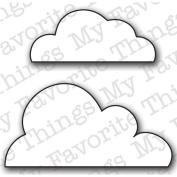 My Favourite Things Die-namics Die, Flat Bottom Clouds