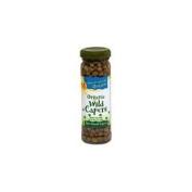 Mediterranean Organic Wild Capers Non-Pareil 100ml