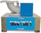 Usa 74001 snow blitz portable snowcone machine additional ice tote