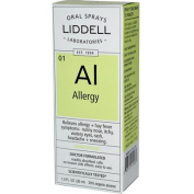 Liddell Homeopathic 0614263 Oral Allergy Spray - 1 fl oz