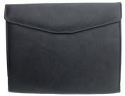Piel 2449-BLK Black Envelope Padfolio