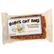 Bobos Oat Bar 27864 Bobos Oat Bar All Natural Original Oat Bar - 12x3 Oz