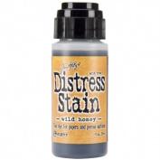 Tim Holtz Distress Stain 30ml-Wild Honey