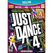 Just Dance 4 (Nintendo Wii U)