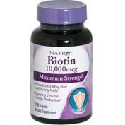 Natrol General Health Biotin 10 000 mcg 100 tablets 224183