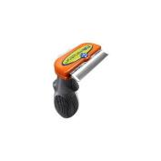 Furminator 811794010874 FURminator Long Hair deShedding Tool for Medium Dogs