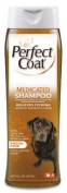 8 In 1 Pet Products DEOI604 Perfect Coat Medicated Shampoo