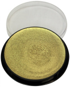Bobbie Weiner 2020BM Sports Fan Metalic Face Paint Wheels - Metallic Gold