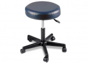 Chattanooga 77060 Imperial Blue without Back Pneumatic Stool