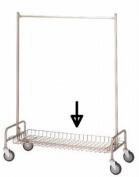 R & B Wire 782 Basket Shelf for 704 Garment Rack