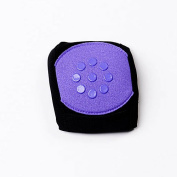 Wee-Knees Design 00018 Tee-Knees Infant Kneepads Purple- Large