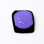 Wee-Knees Design 00018 Tee-Knees Infant Kneepads Purple- Large