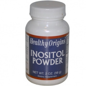 Healthy Origins 0527994 Inositol Powder 2 oz - 56 g - 2 oz