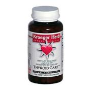 Kroeger Herb 0420232 Thyroid Care - 100 Capsules