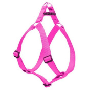 Lupine Step-In Harness for Small Dogs, 1.3cm / 25cm - 33cm , Hot Pink