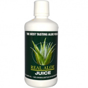 Real Aloe Inc. 0347427 Real Aloe Vera Juice - 950ml