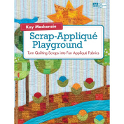 Martingale TP-B1131 That Patchwork Place-Scrap-Applique Playground