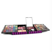 Cameleon 14723768514 MakeUp Kit 398- 72x Eyeshadow 2x Powder 3x Blush 8x Lipgloss 1x Mini Mascara 6x Applicator -