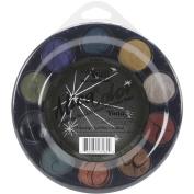 Alvin AQPRL805 Mica Artquest Jewelz Watercolour Palette 8 Colour Vintage