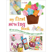 Ryland Peters & Small 160326 Cico Books-My First Sewing Book